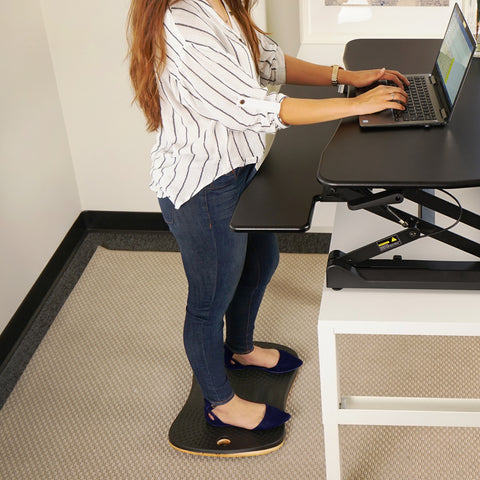 perfect for standing desks