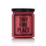 Tiny Fireplace - Posh Candle Co.