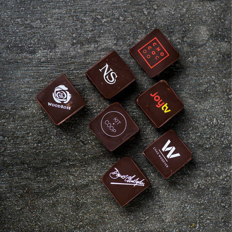 logo chocolates