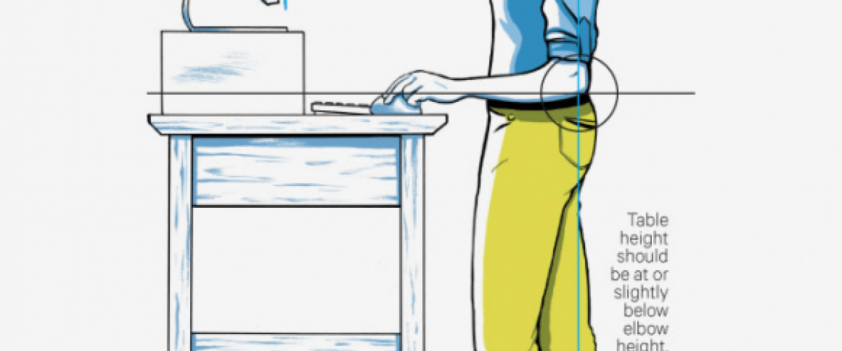 3 Things You May Be Doing Wrong At Your Standing Desk