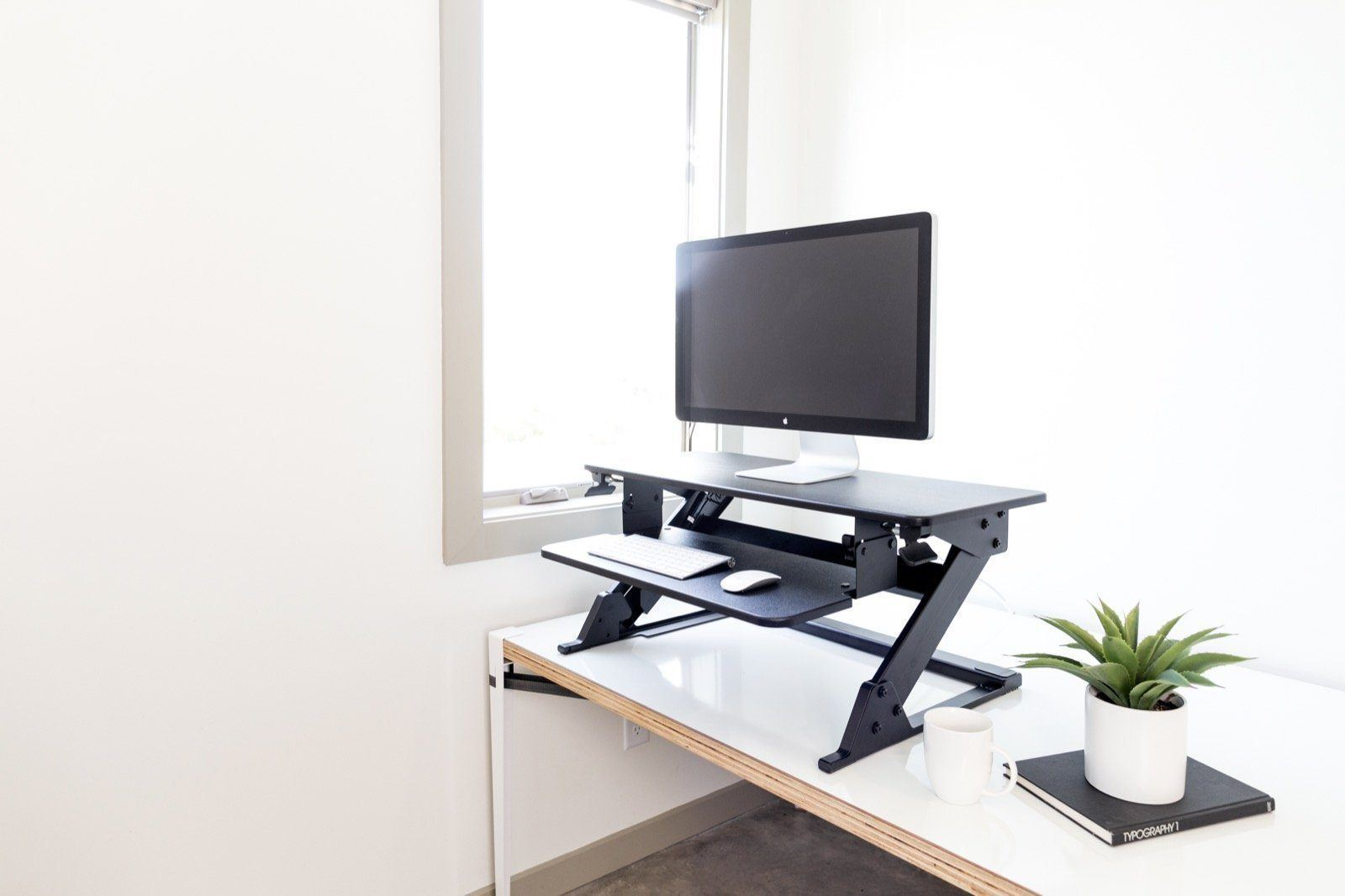 The Best Standing Desk for Local Government Employees Isn't Exactly What You'd Think