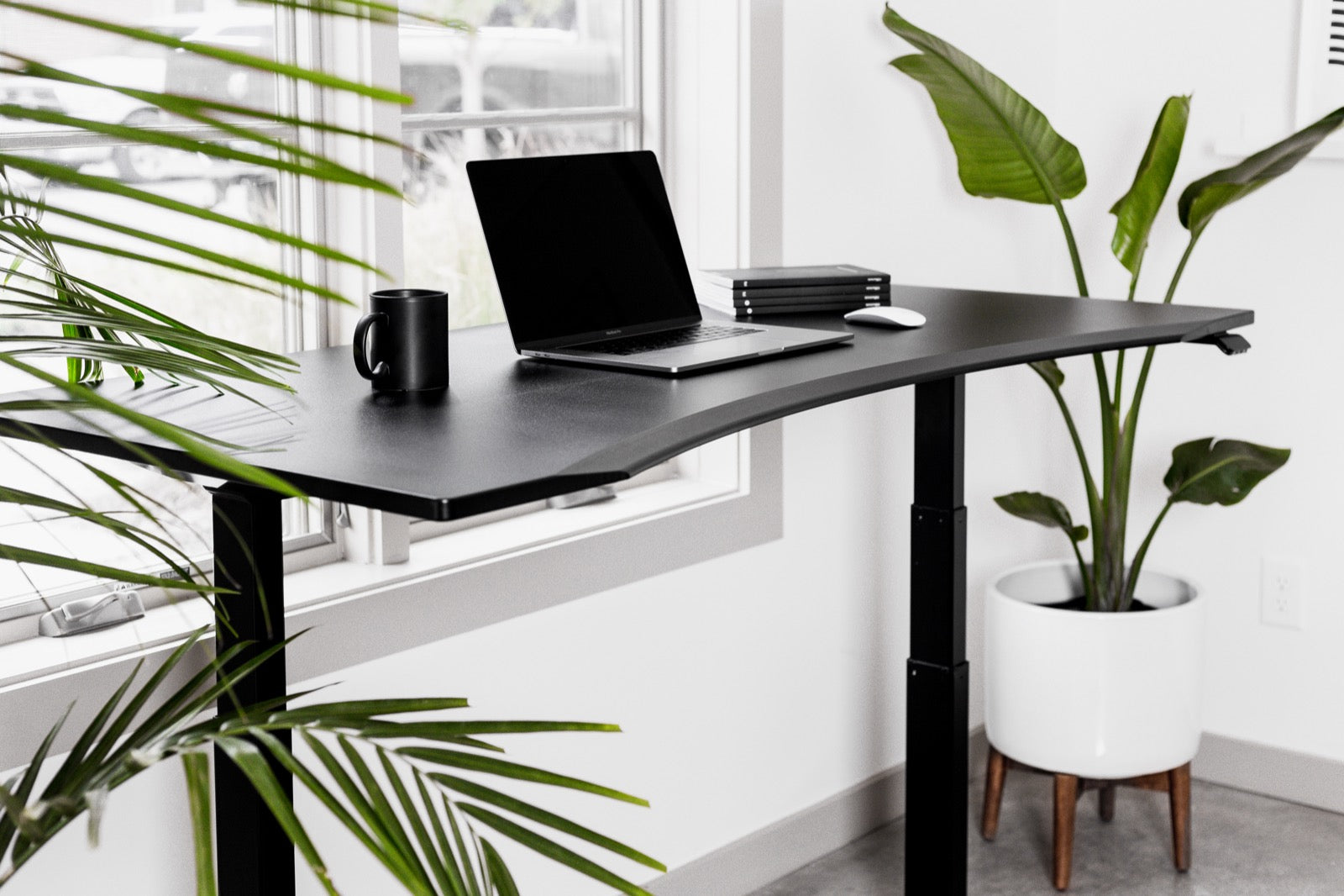 UPDESK Pro Commercial-Grade Electric Adjustable Standing Desk
