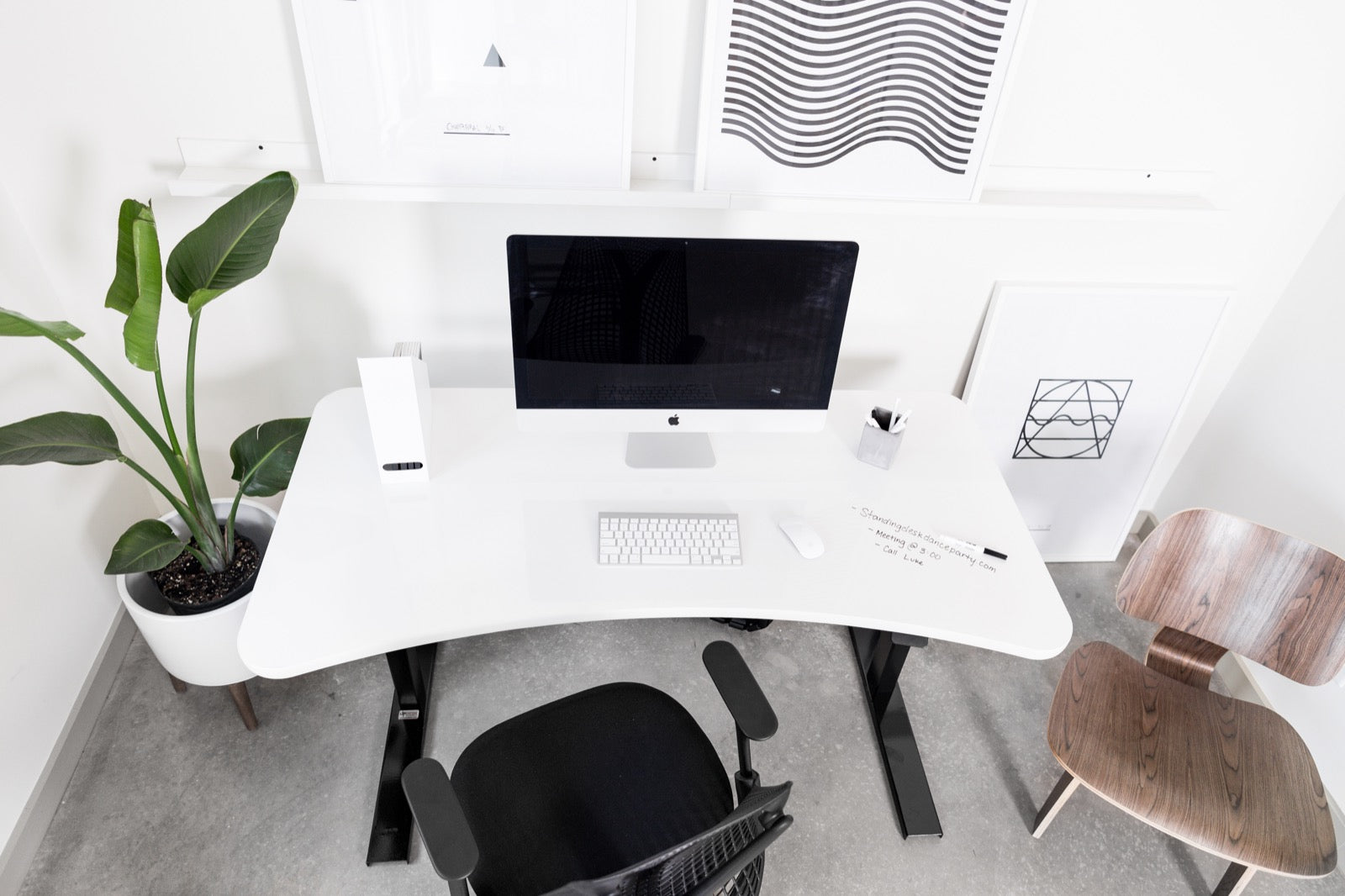 Excellent Updesk Pro Upwrite Commercial Grade Electric Adjustable Standing Desk White Small Download Free Architecture Designs Grimeyleaguecom