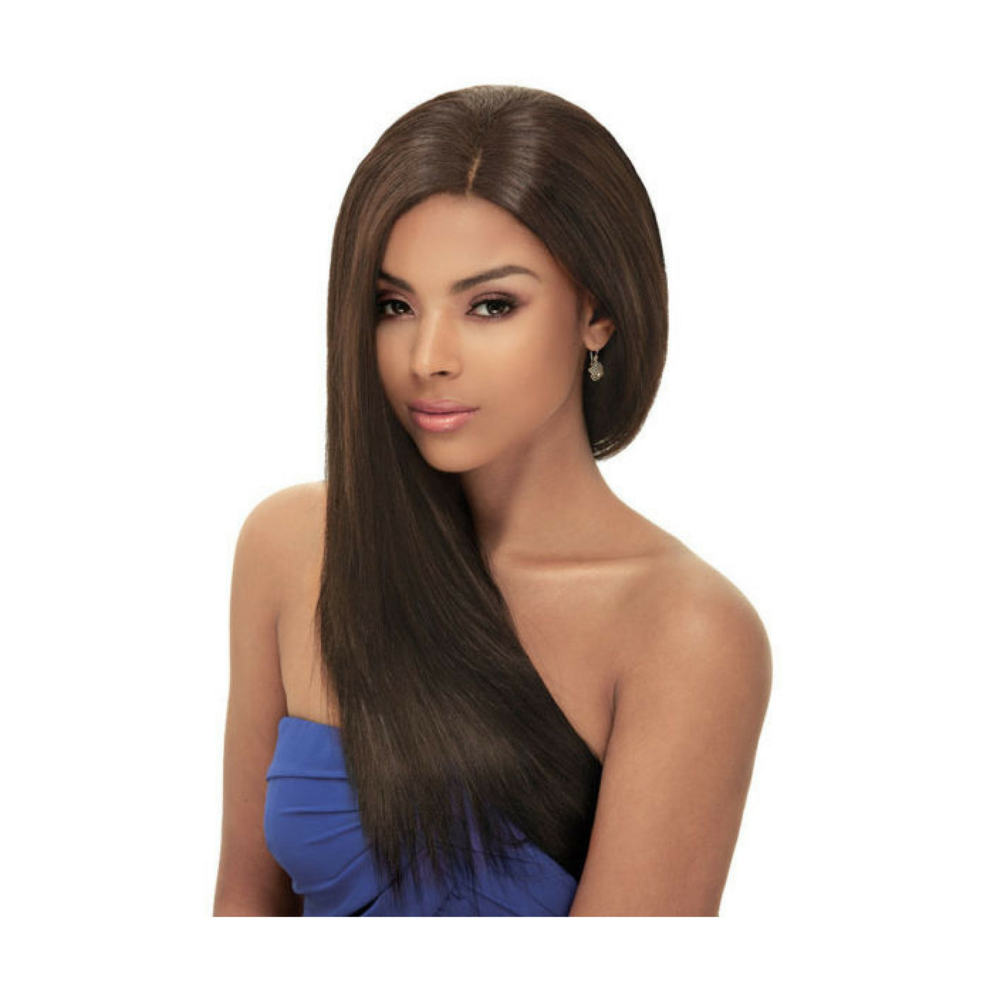 Janet Collection 100 Indian Remy Yaki Human Hair Weave Queen J Beauty
