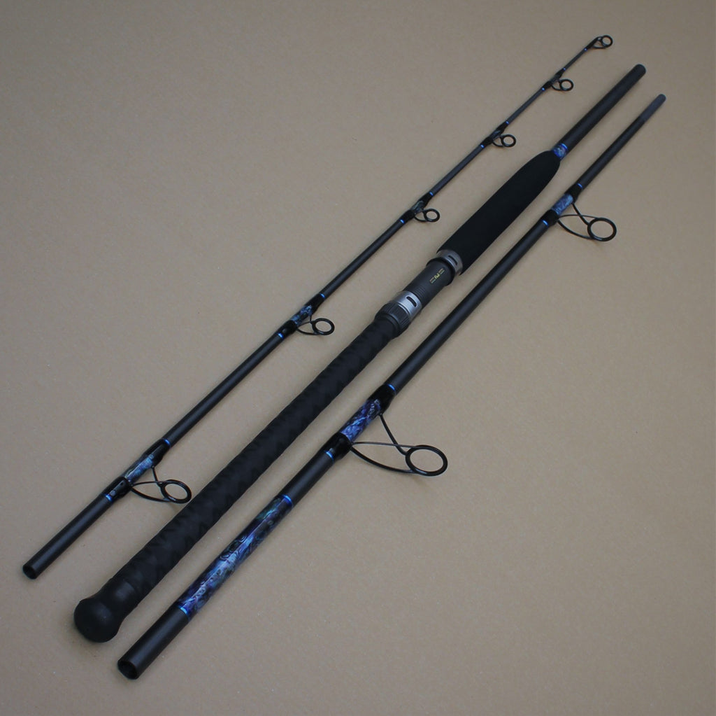 GT Fight 10'6 37-45kg  3 Piece Spinning Rod