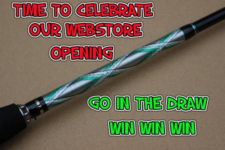 Win a Offshore Custom Sportfishing Rod