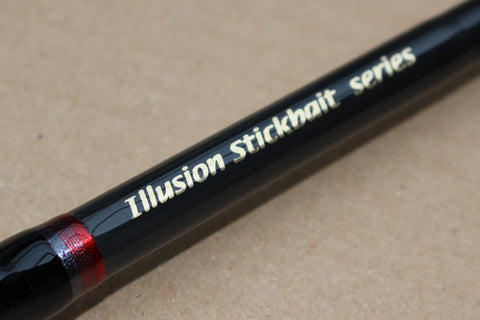 ILLUSION Series 7'6 Stickbait 15-24kg 1pc