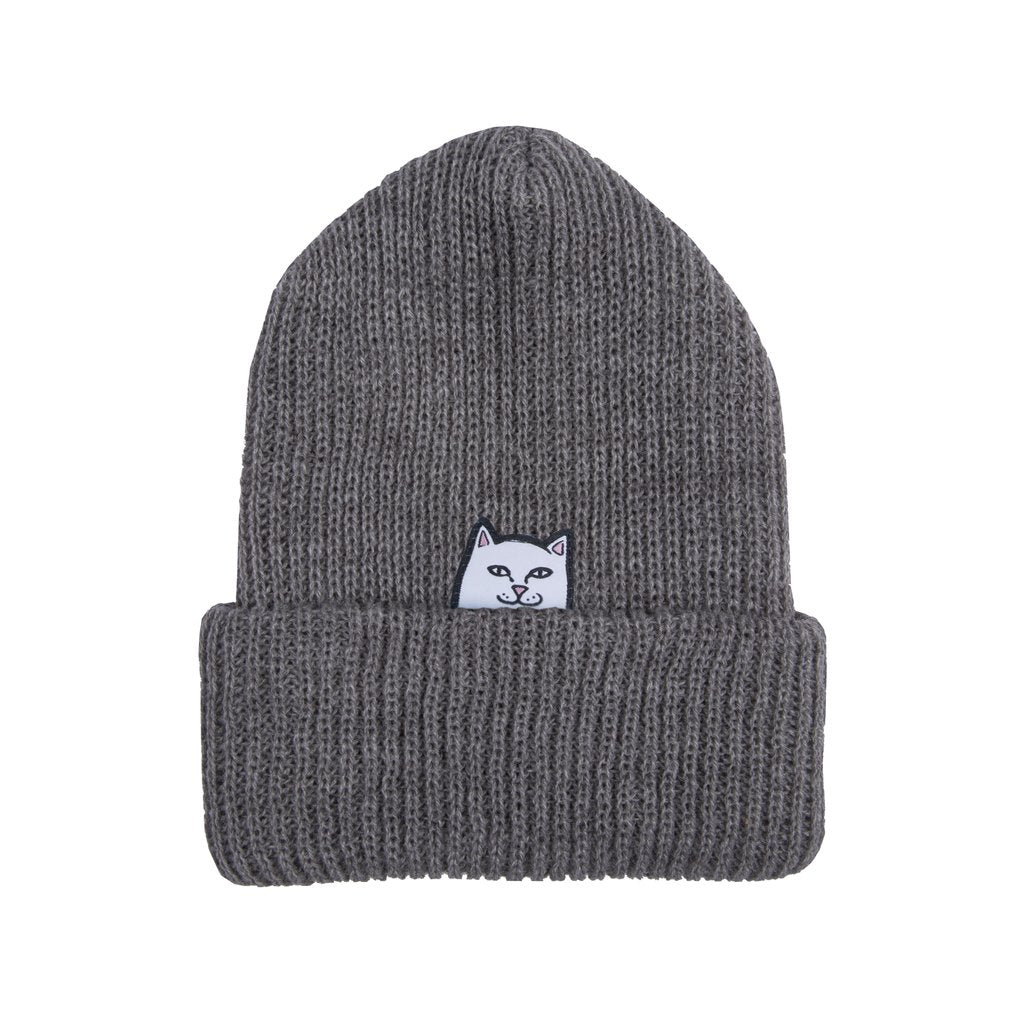 Lord Nermal Beanie (Heather Gray)