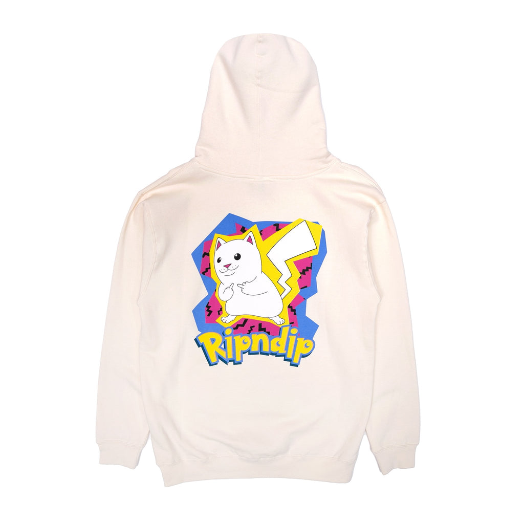 Catch Em All Hoodie (Tan)