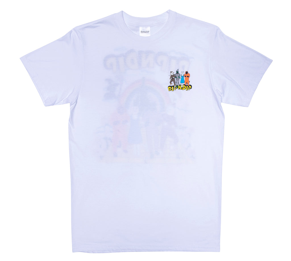 No Place Like Home Tee (White)
