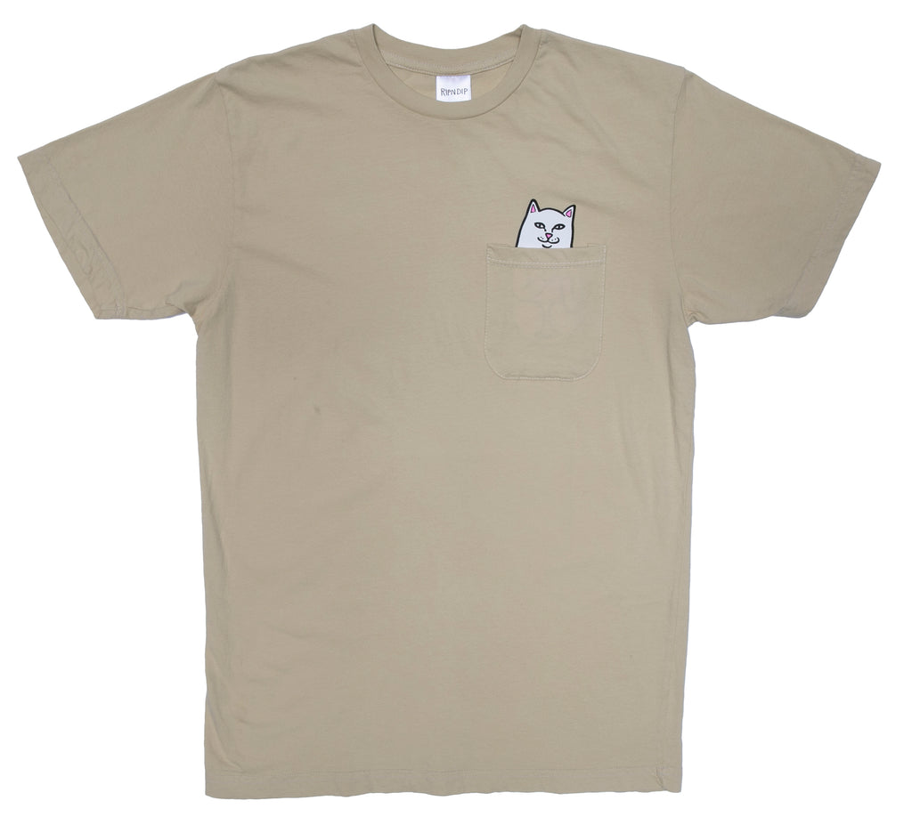Lord Nermal S/S Pocket Tee (Tan)