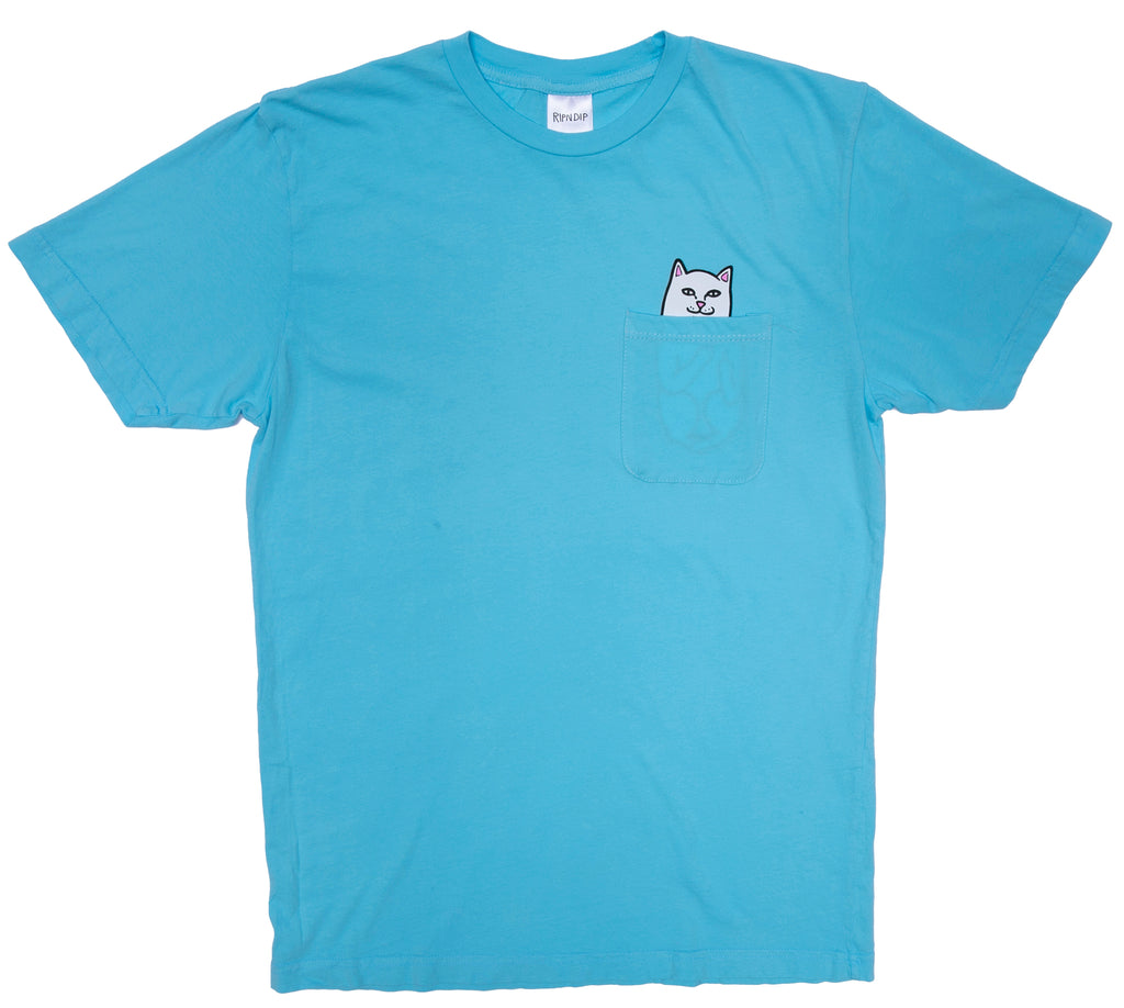 Lord Nermal S/S Pocket Tee (Baby Blue)