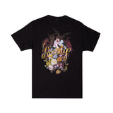 Angel & Devil Tee (Black)