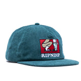 Love Is Blind Strapback (Teal)