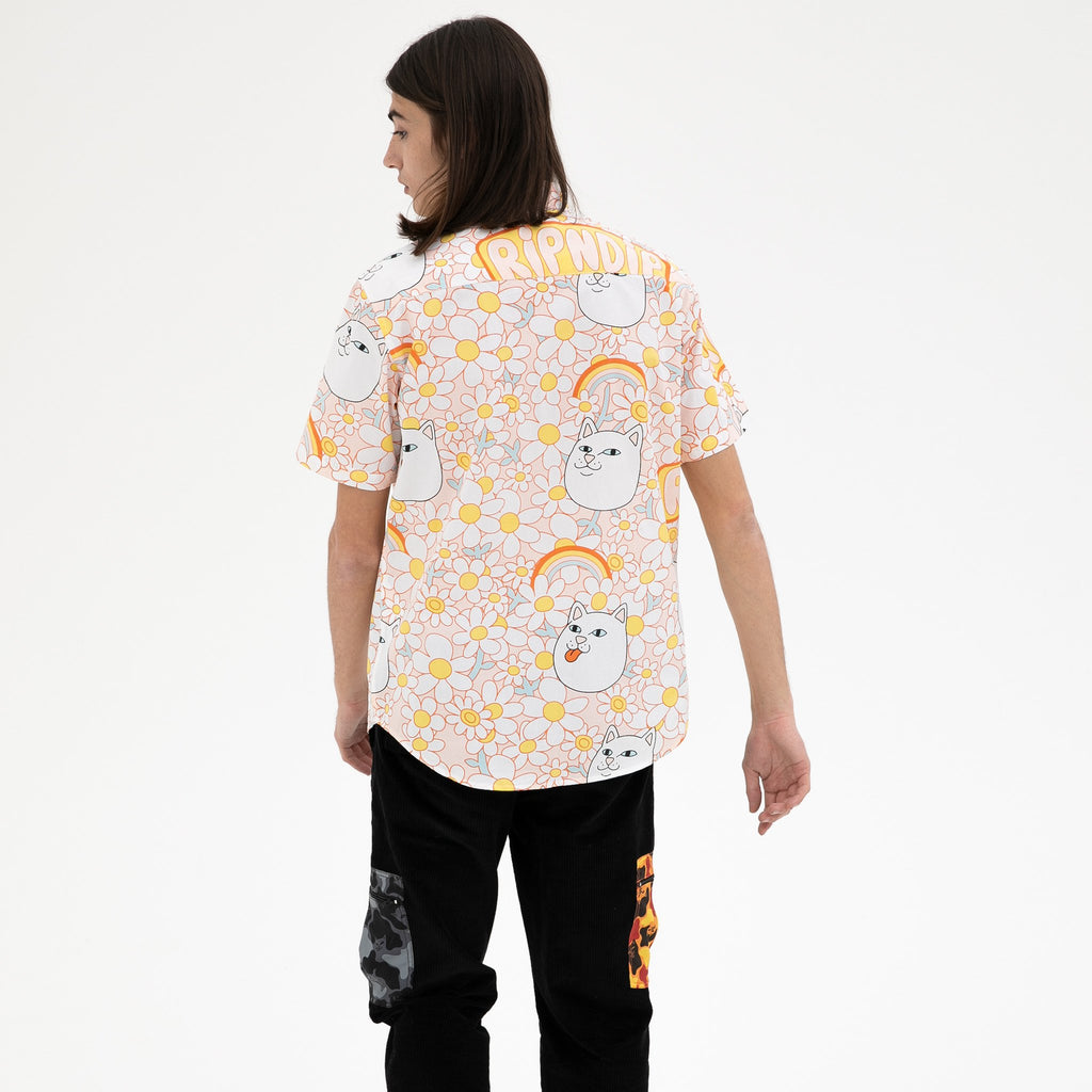 Daisy Daze Button Up (Multi)