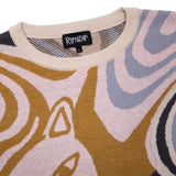 Hypnotic Knitted Sweater (Multi)