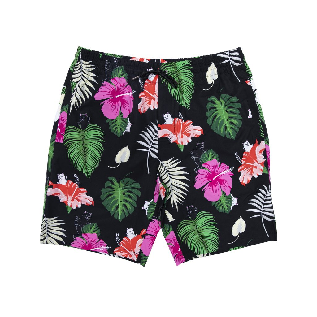 Maui Nerm Swim Shorts (Black)