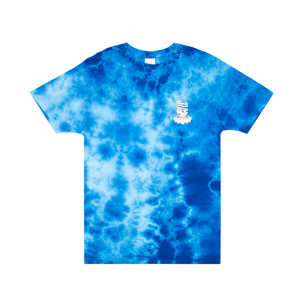 Imagine Tee (Blue Lightning Wash)