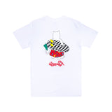 Surf Break Tee (White)