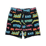 Rock N Nerm Sweat Shorts (Multi)