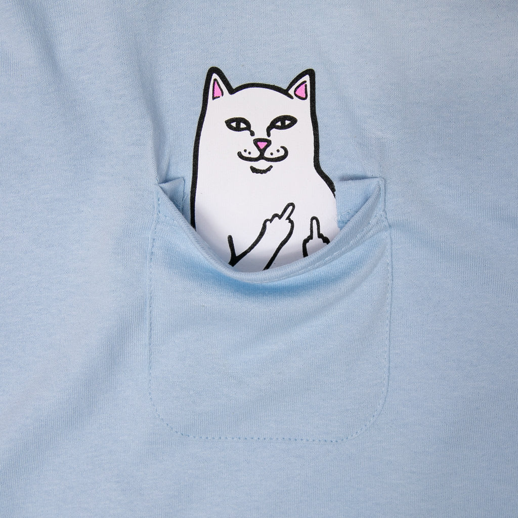 Lord Nermal Pocket L/S (Baby Blue)