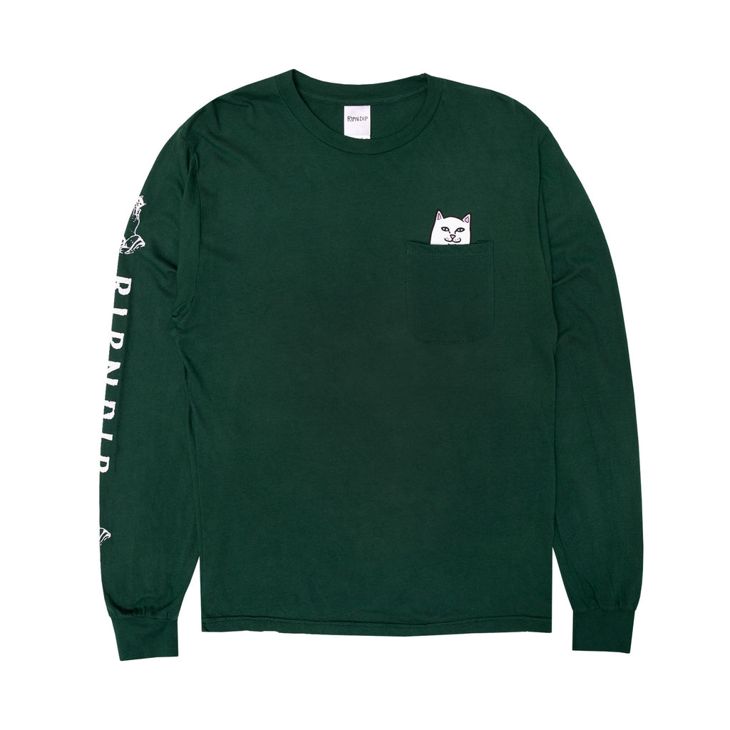 Lord Nermal Pocket L/S (Hunter)