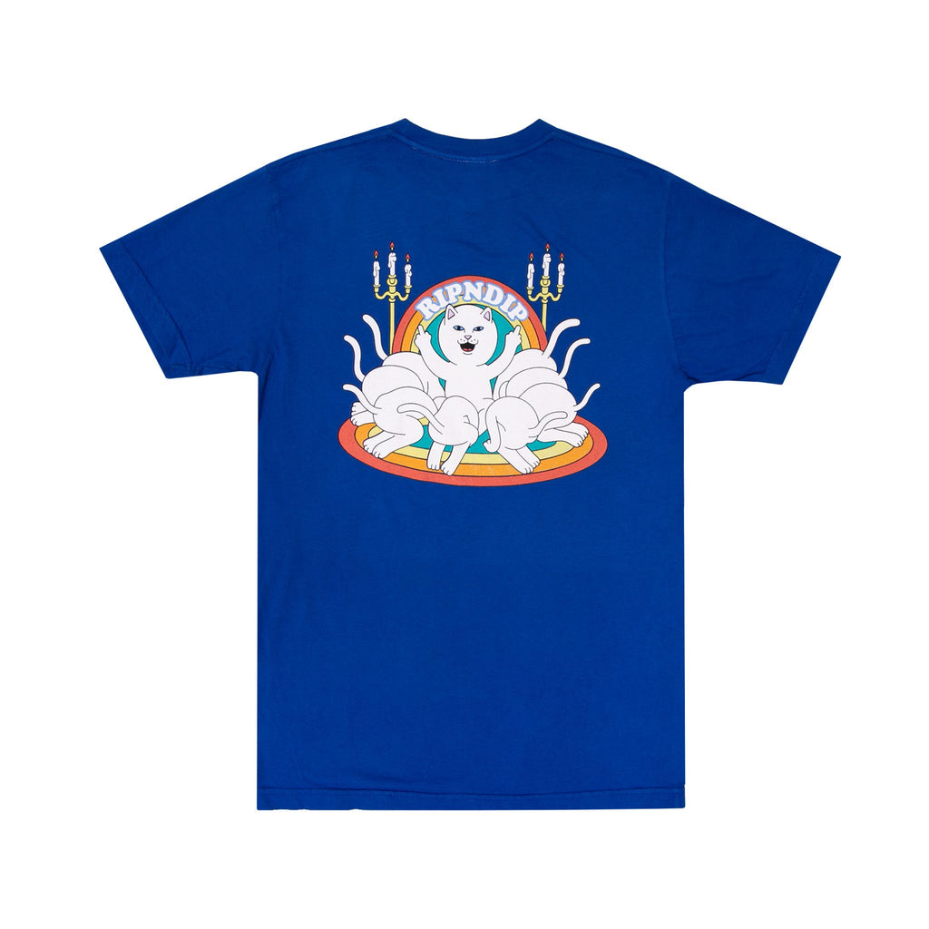 Praise Tee (Royal Blue)