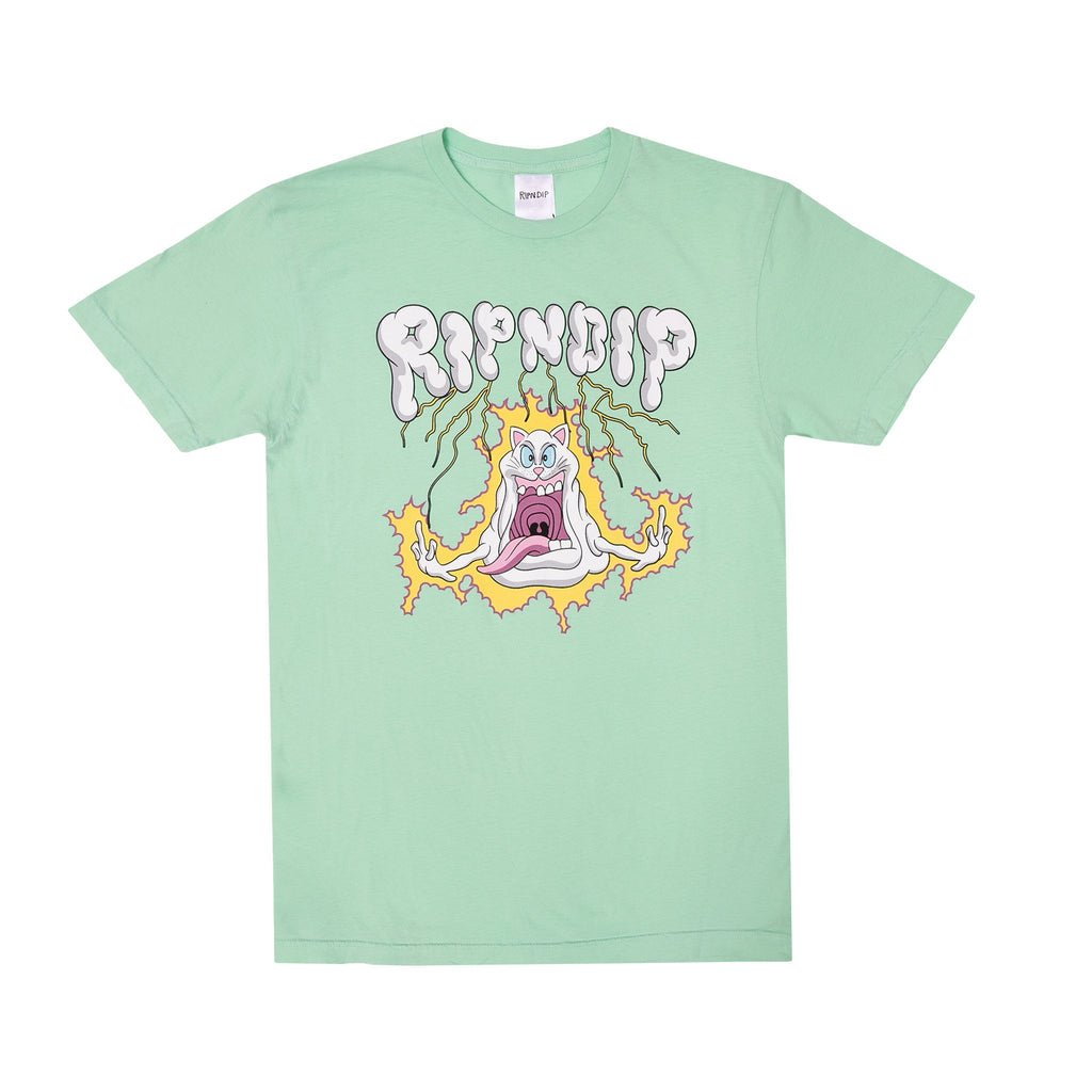 Shocked Tee (Mint)