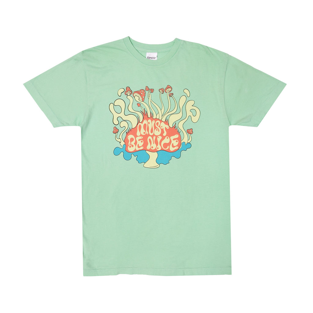 Delusion Tee (Mint)