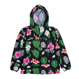 Maui Nerm Packable Anorak Jacket (Black)