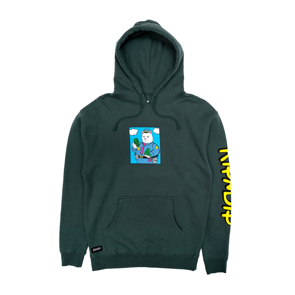 Confiscated Hoodie (Hunter Green)