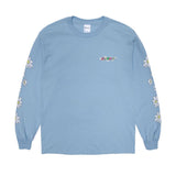 Day Gazing Long Sleeve (Light Blue)
