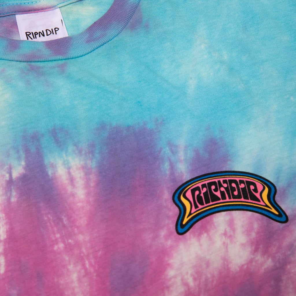 Moonlight Bliss Tee (Tie Dye)