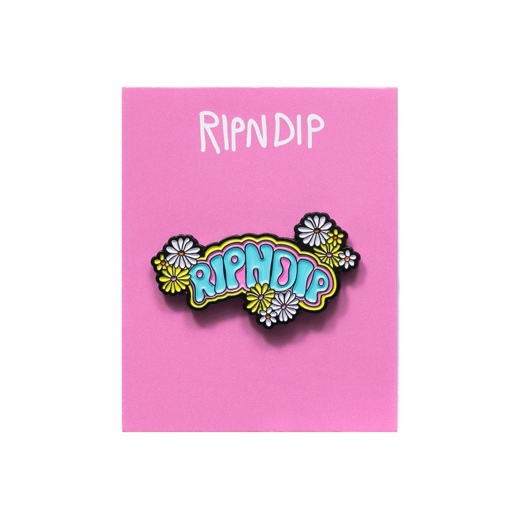 Hippy Dippy Pin (Multi)
