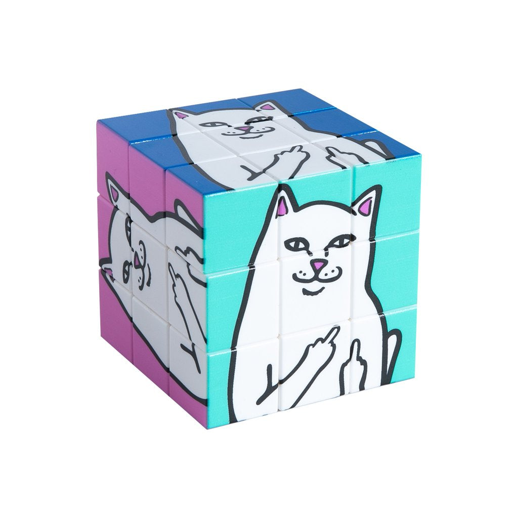 Lord Nermal Rubik's Cube (Multi)