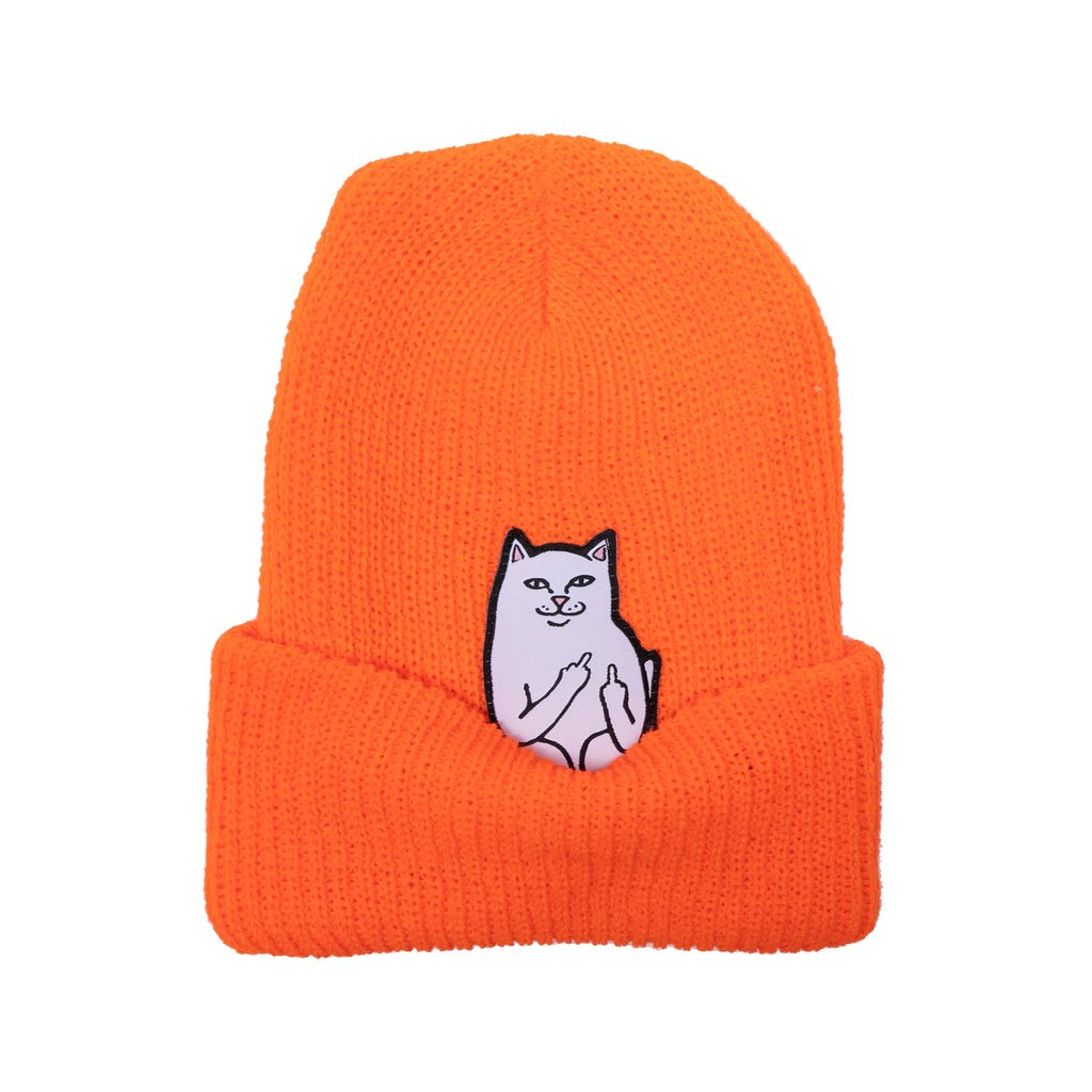 Lord Nermal Beanie (Orange)
