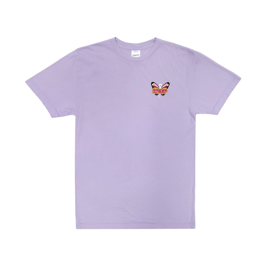 Butterfly Tee (Lavender)