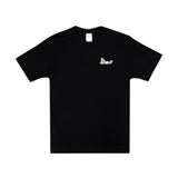 Floating Pocket Tee (Black)