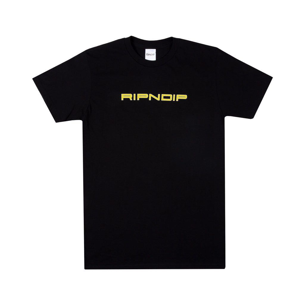 Open Roads Tee (Black)