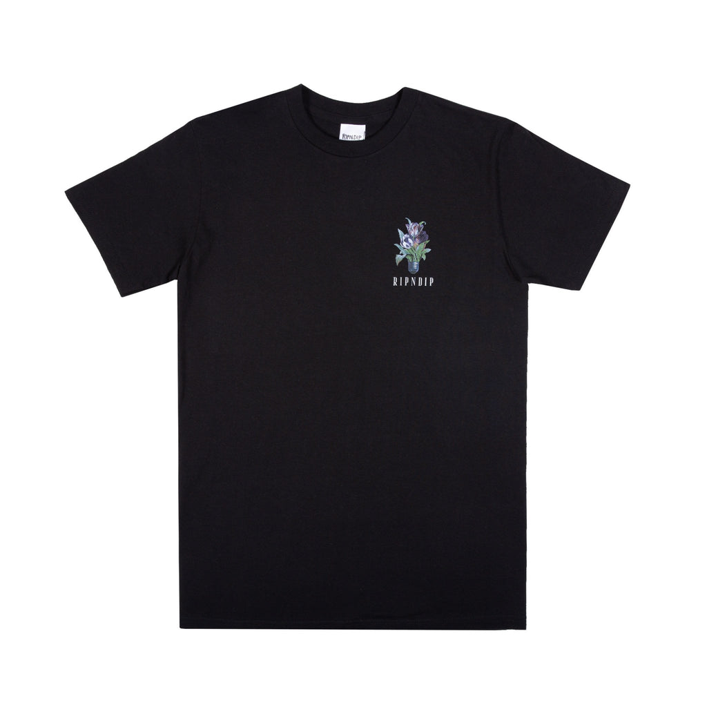 Lights Out Tee (Black)