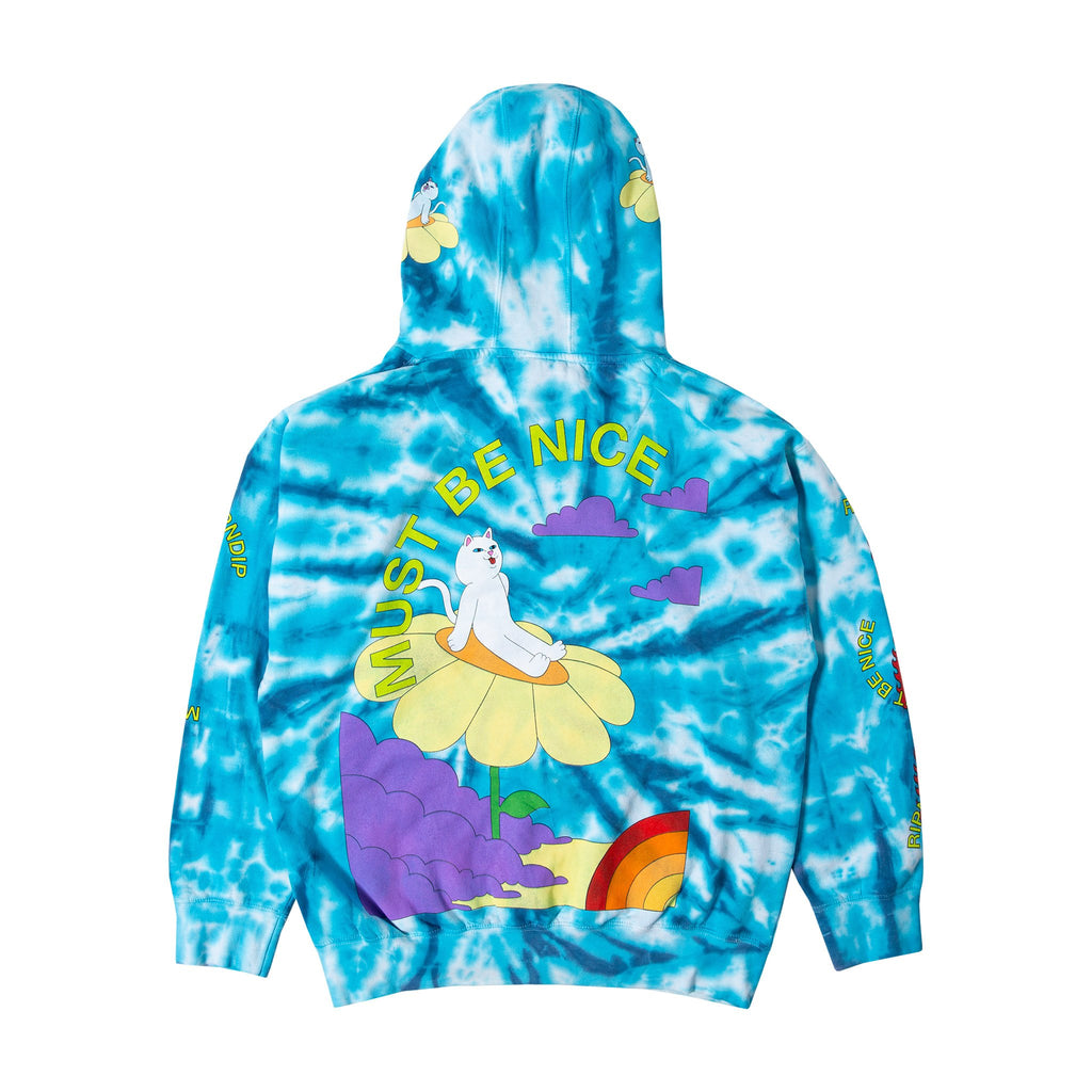 Day Dream Hoodie (Blue Dye)