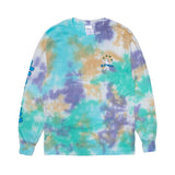 Lucky Charms Long Sleeve (Multi Tie Dye Wash)