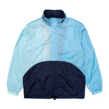 Chroma Color Block Ripstop Jacket (Blue)