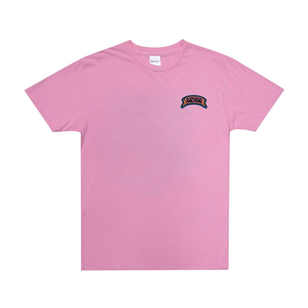 Moonlight Bliss Tee (Pink)
