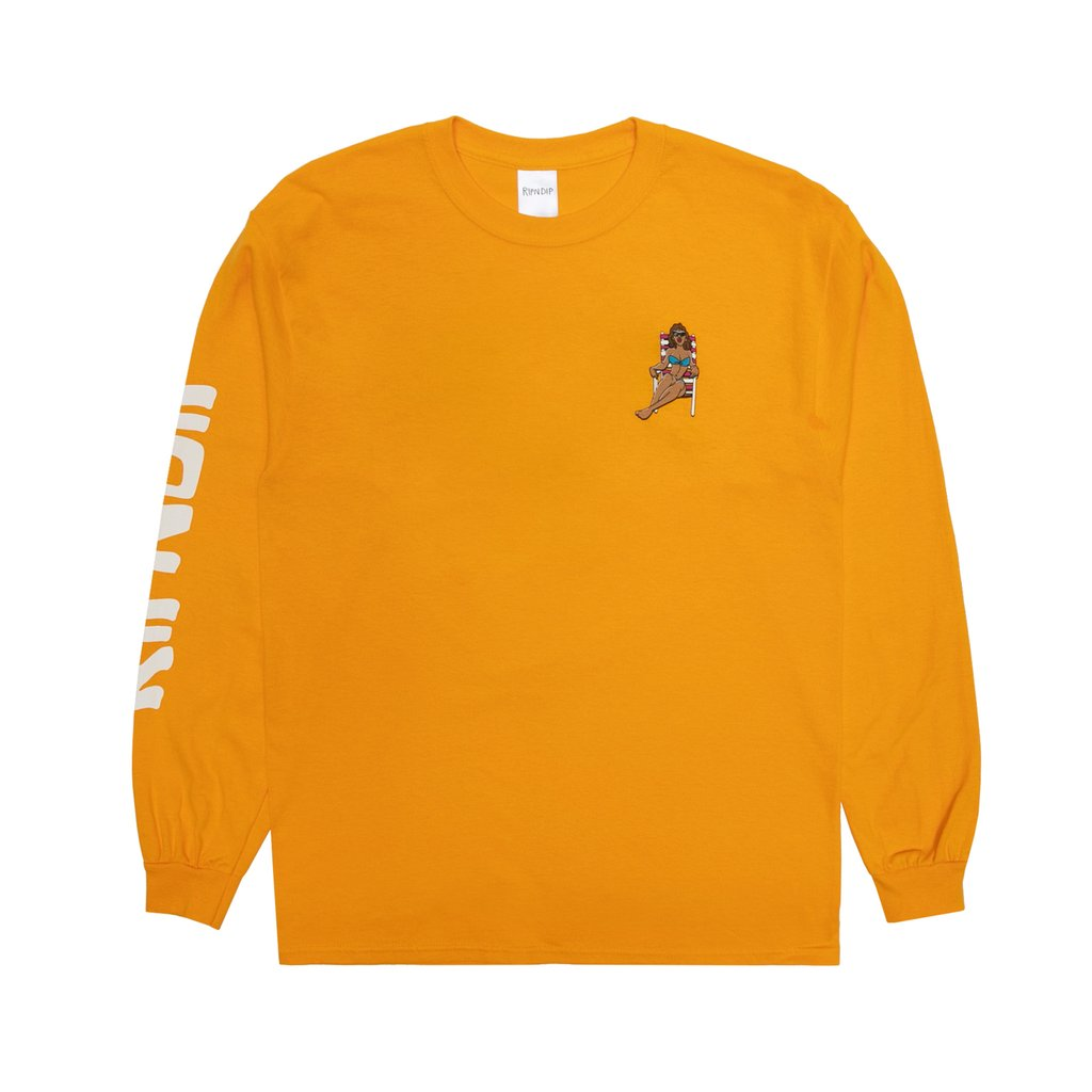 Spring Break L/S (Gold)