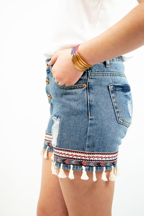 Truly Me Denim Shorts