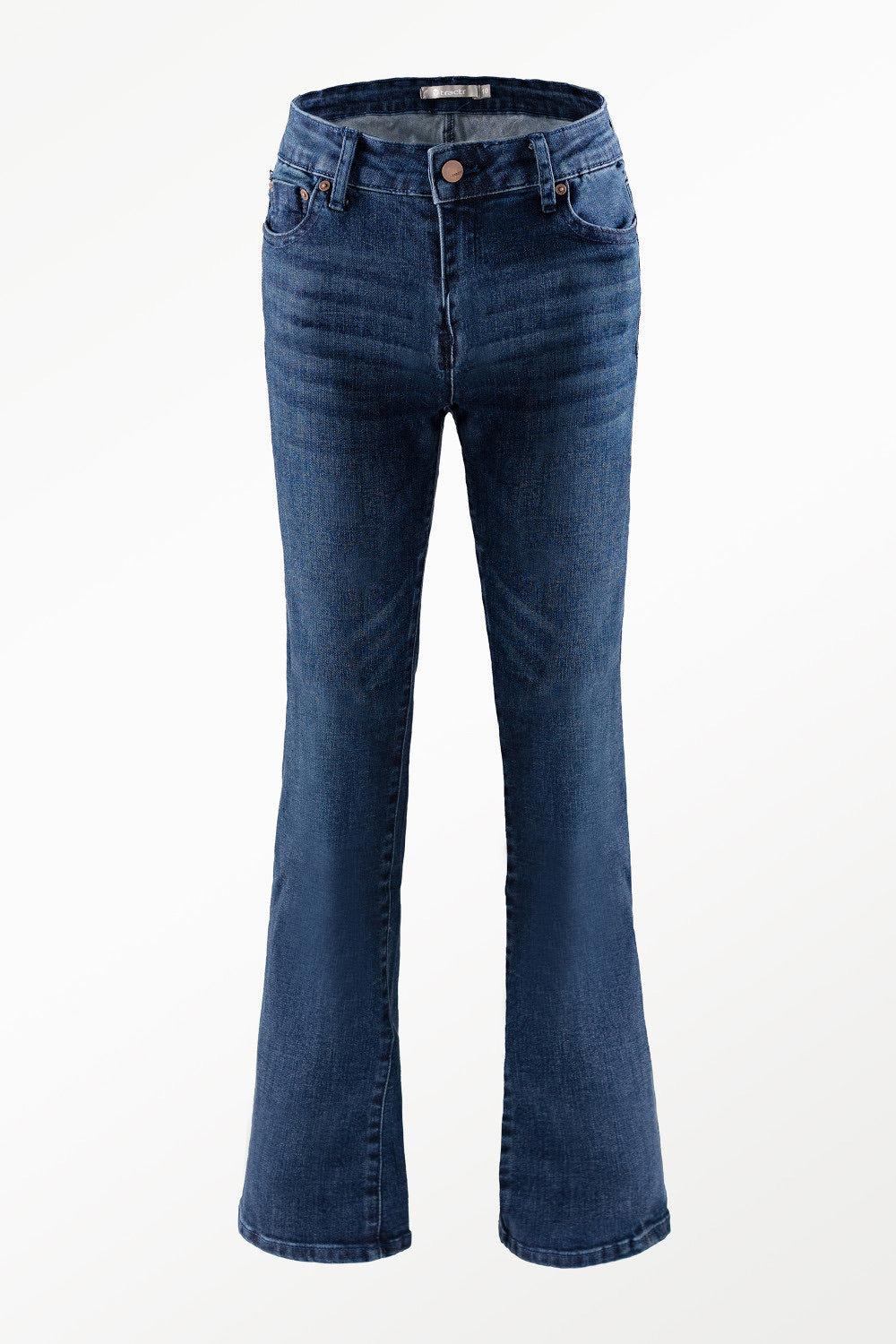 Tractr Basic Denim Bootcut Jeans