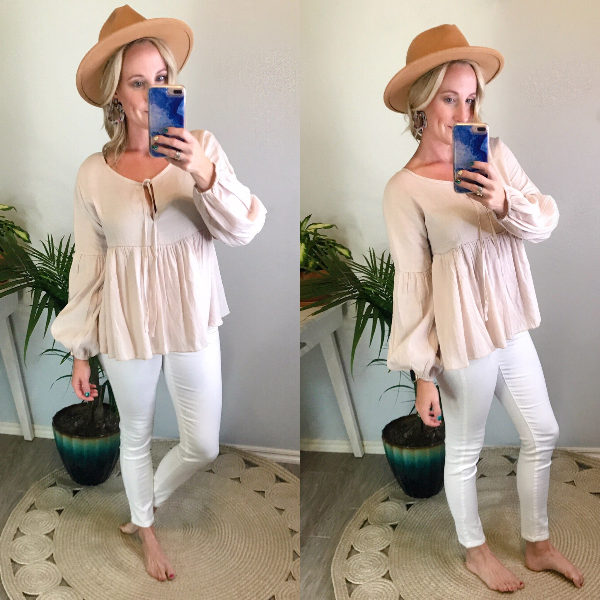 Julia Long Sleeve Relax Top
