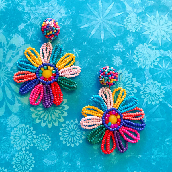 FlowHer PowHer Earrings