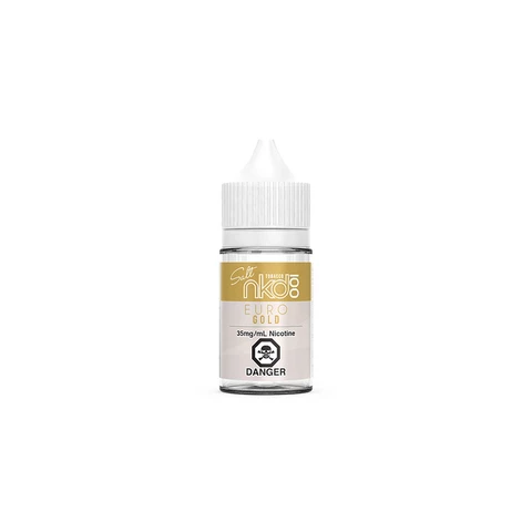 Naked - Salt Euro 30mL